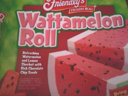 watermelon roll