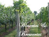 wineries and breweries small